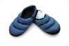 Slipper Quilted Blue