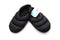 Slipper Quilted Black