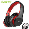 ANC10 Active Noise Cancelling Bluetooth Wireless Headphones Foldable 30H Play time