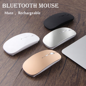 For Apple Macbook air For Xiaomi Macbook Pro Rechargeable Bluetooth Mouse