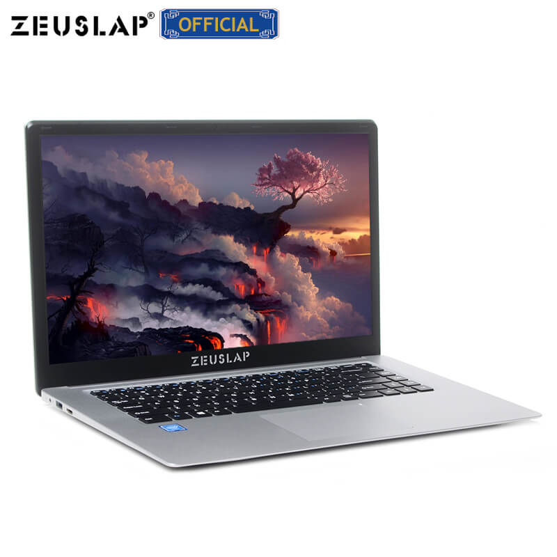 15.6inch 4GB Ram 64GB EMMC 1920*1080P Intel Celeron CPU Windows 10 System