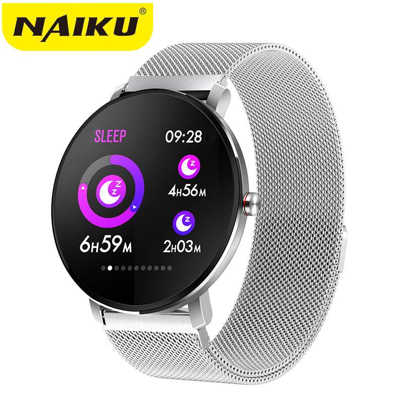 K9 Sport Bluetooth 1.3 Inch Full Touch Screen Smart Watch Fitness Tracker