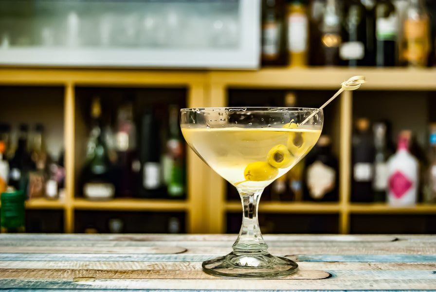 What is a Dirty Martini?