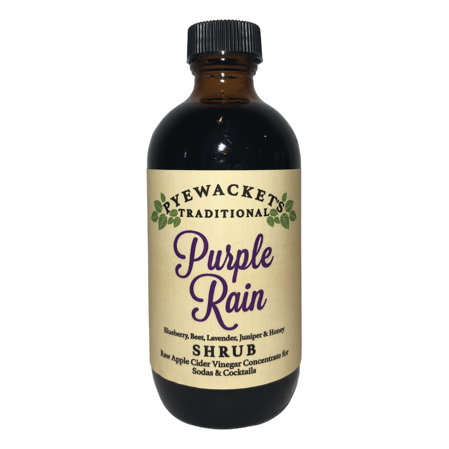 Purple Rain Shrub by Pyewacket's Traditional - 200ml