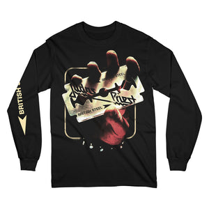 British Steel Long Sleeve Tee