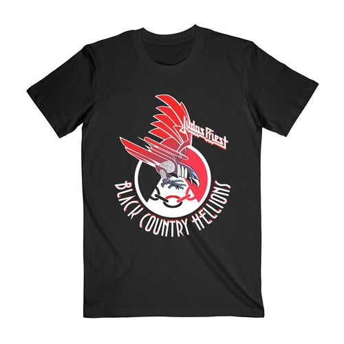 Screaming For Vengeance Black Country Hellions Tee