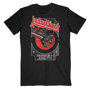Silver And Red Vengeance T-Shirt