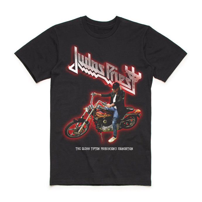 Glenn Tipton Parkinson's Foundation Charity T-Shirt