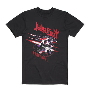 Firepower Graphic T-Shirt