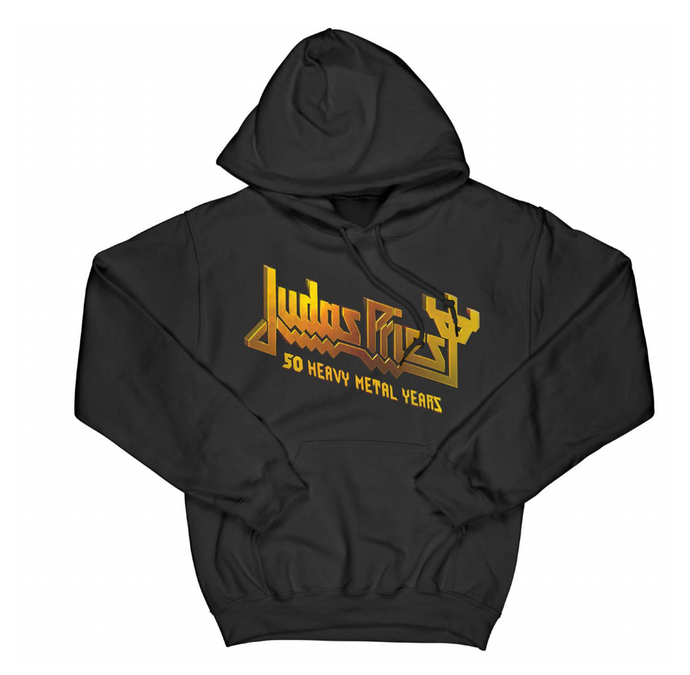 Official 50 Heavy Metal Years Hoodie