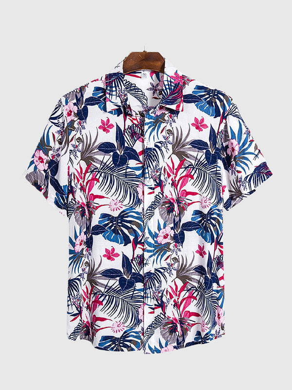 Men's Orchid Poplin Shirt