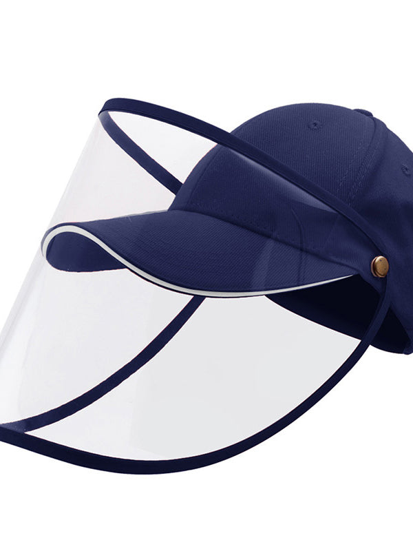 Detachable Protective Baseball Cap