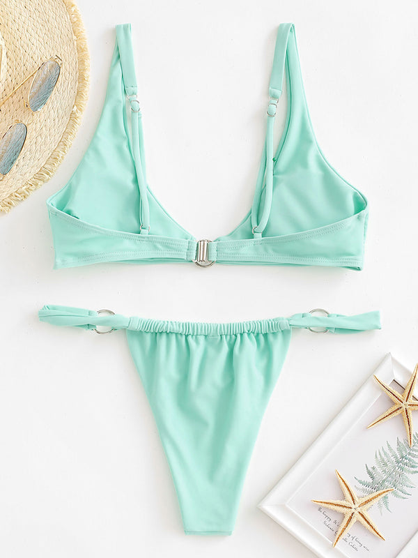 O Ring String Bikini Swimwear