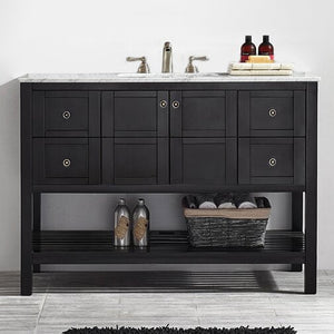 "Caldwell 48"" Single Bathroom Vanity Set By Beachcrest Home"