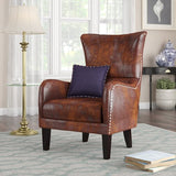 Ilminster Wingback Chair By Three Posts