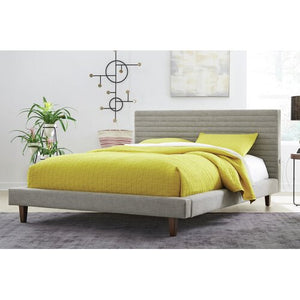 Kempst Upholstered Platform Bed By Corrigan Studios