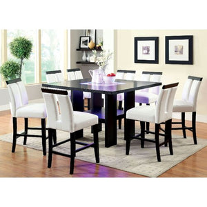 Kristina 9 Piece Pub Table Set By Loon Peak