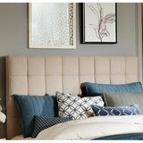 Starla Upholstered Panel Headboard By Corrigan Studios