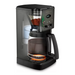 Cuisinart DCC-1200 Brew Central 12 Cup Programmable Coffeemaker, Black/Silver - Prolific Compass