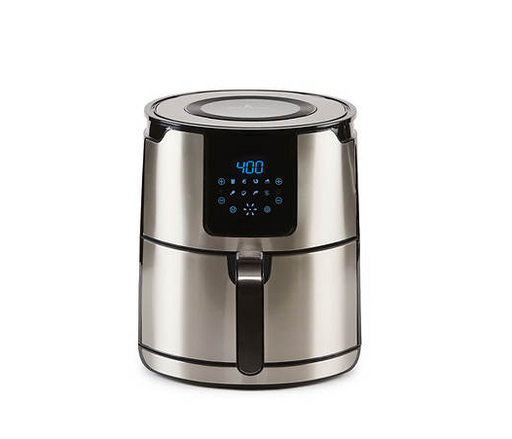 Emeril Lagasse 4-Qt. Stainless Steel Air Fryer - Prolific Compass