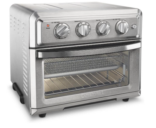 Cuisinart TOA-60 Convection Toaster Oven Airfryer, Silver - Prolific Compass