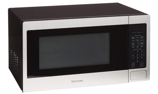 Kenmore 71313 Countertop Microwave, 1.3 cu ft, Stainless Steel - Prolific Compass