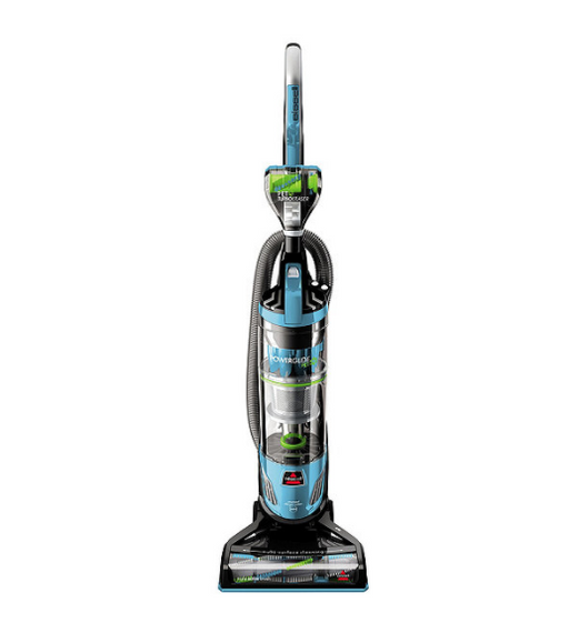 Bissell PowerGlide Pet Upright Vacuum with SuctionChannel Technology- 2215A - Prolific Compass
