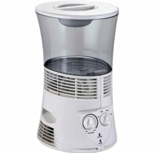 Optimus U-33100 3.0 Gallon Cool Mist Evaporative Humidifier. - Prolific Compass