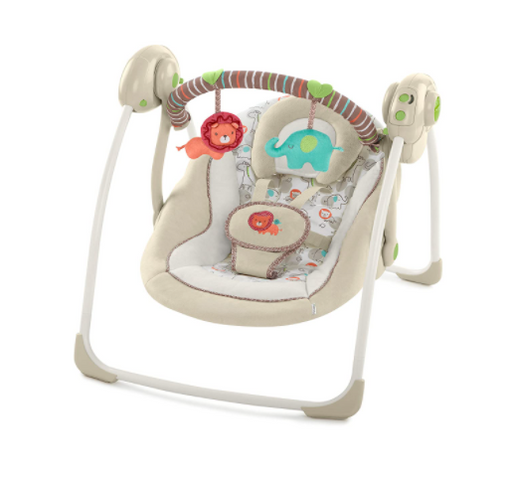 Ingenuity Cozy Kingdom Portable Baby Swing - Prolific Compass