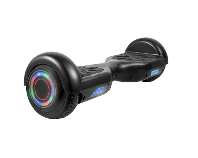 AOB 36V Hoverboard/Self-Balancing Scooter with Bluetooth Speakers – Black**BRAND NEW - Prolific Compass