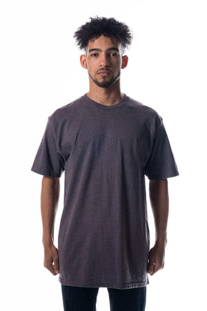 TS5600-HEATHER Colors | Men's Medium Weight Ring-Spun SS Tee - Tee Styled