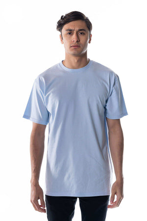 TS5600-SOLID Colors | Men's Medium Weight Ring-Spun SS Tee - Tee Styled