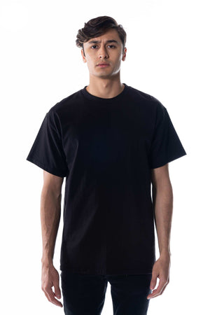 TS5604 | Men's Medium Weight Ring-Spun SS Tee with LYCRA Collar - Tee Styled