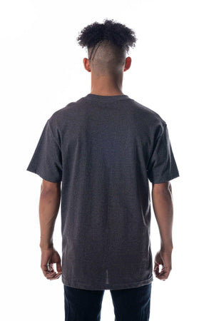 TS6000-HEATHER Colors | Men's Heavy Weight Open-End SS Tee - Tee Styled