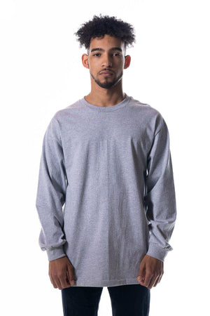 TS6003 | Men's Heavy Weight Open-End Long Sleeve - Tee Styled