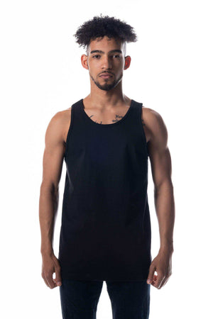 TS6006 | Men's Heavy Weight Open-End Tank Top - Tee Styled