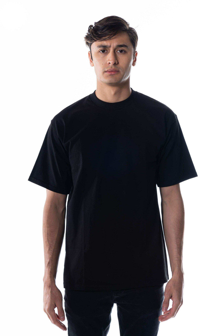 TS7000 | Men's SUPER Heavy Weight Open-End SS Tee - Tee Styled
