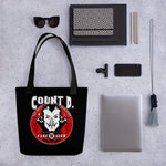 Count D. Fang Club Tote Bag