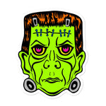 Party Monster Frankie Sticker