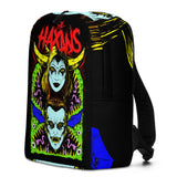 The Haxans I Think Of Demons Backpack