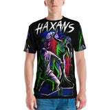 The Haxans Zombie All Over T-Shirt
