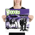 The Haxans Vampira Poster