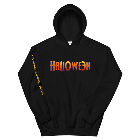 HA110WE3N - Golden Skull Snake Wizard Hoodie