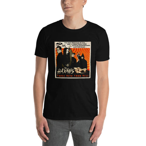 The Haxans 3 Hits From Hell T-Shirt