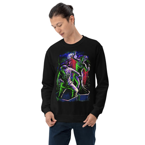 The Haxans Zombie Sweatshirt
