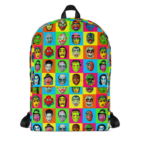 Party Monster Pocket Backpack
