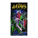 The Haxans Zombies Towel