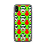 Party Monster Dracula iPhone Case