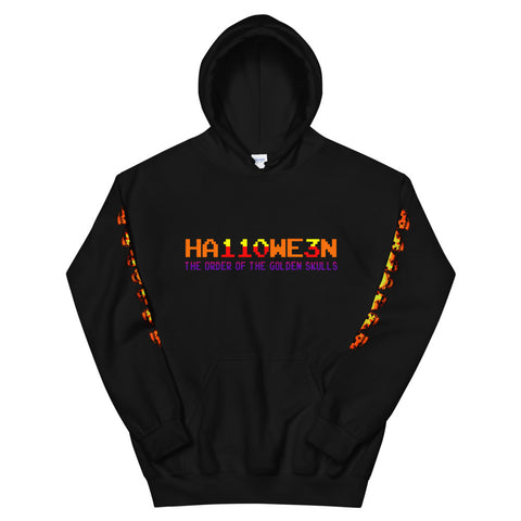 HA110WE3N - Sir George Hoodie