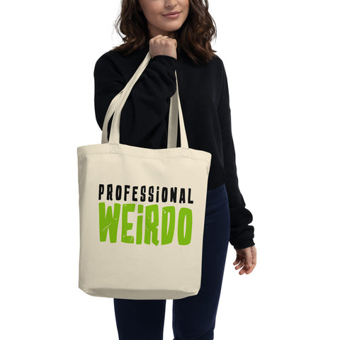 The Haxans Professional Weirdo Eco Tote Bag